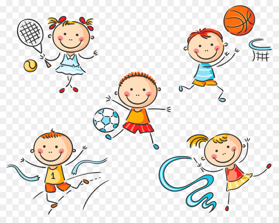 Kids sports clipart 8 » Clipart Station.