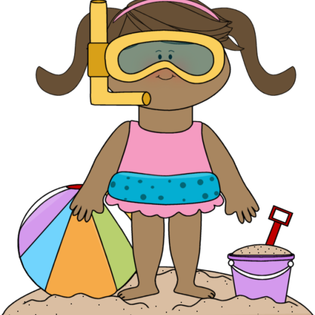 Kids Summer Clipart Summer Kids Clip Art Summer Kids.
