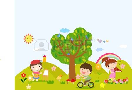 20,678 Summer Fun Kids Stock Vector Illustration And Royalty Free.