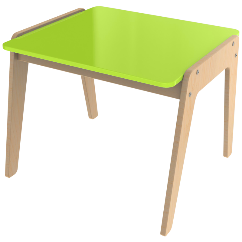 Children Table Clipart.