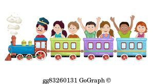 Kids train clipart 2 » Clipart Portal.