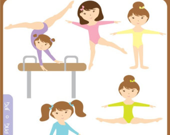 Free Gymnastics Pictures For Kids, Download Free Clip Art.