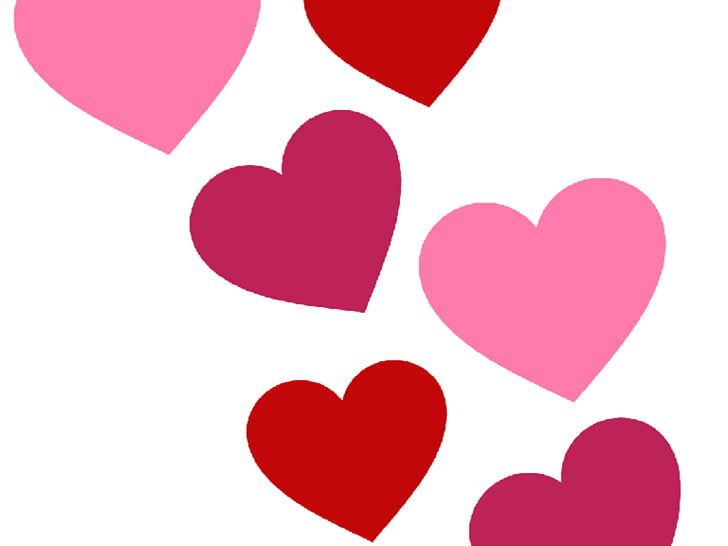 Valentine\'s Day Heart Gift , Valentine s For Kids PNG.
