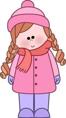 Kids in winter clipart 1 » Clipart Portal.