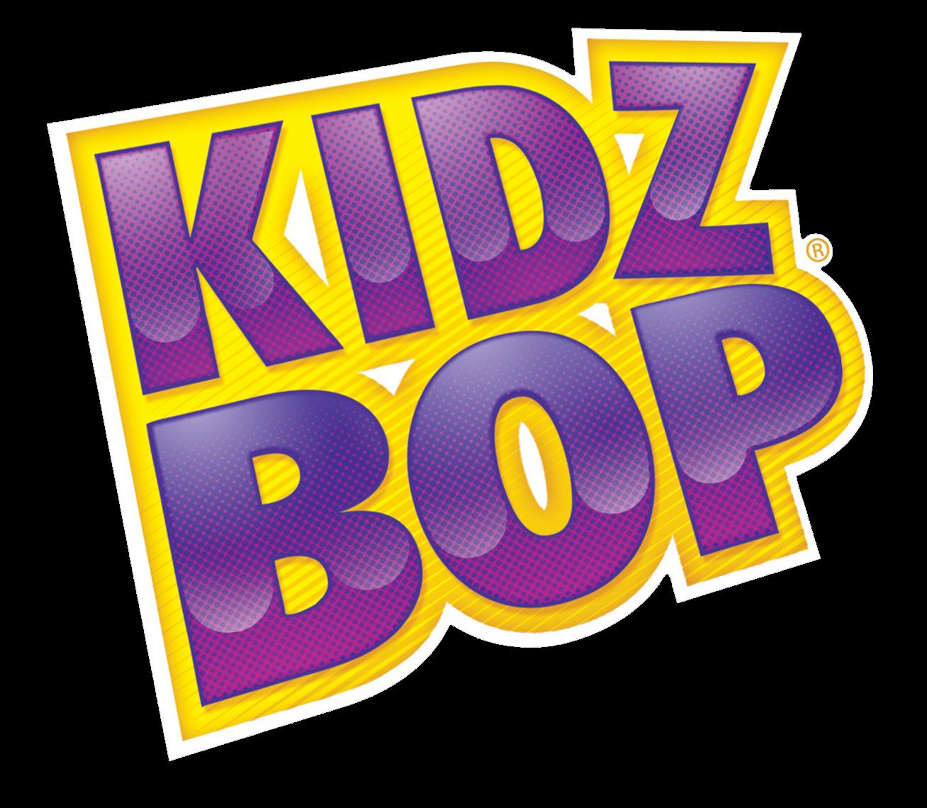 Kidz Bop Logo.