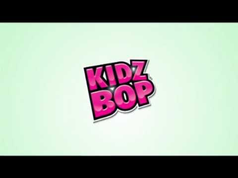 Kidz Bop logo animation.