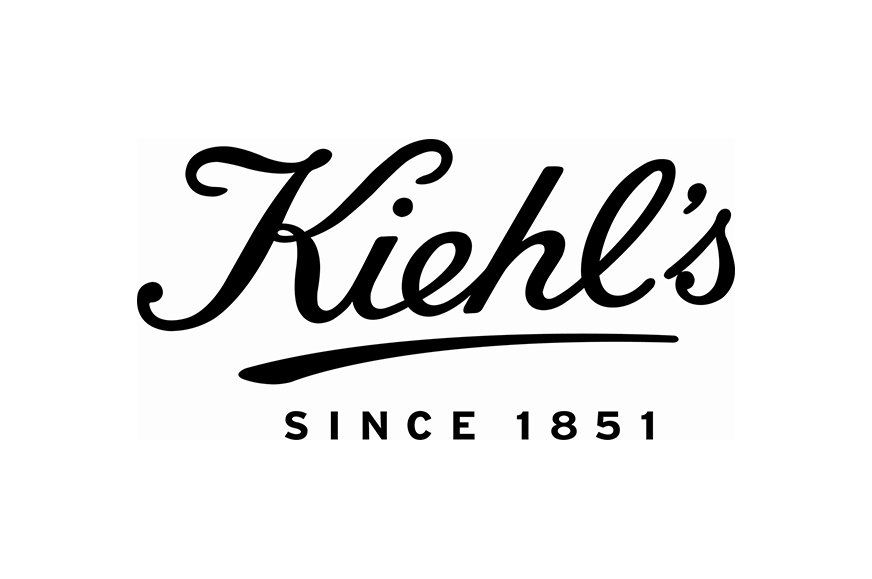 At Kiehl\'s Since 1851, our logo and our products.