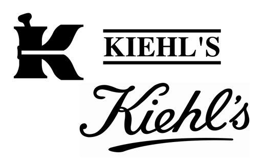 Kiehls Logos.