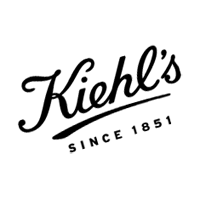 Probably the best analogous example. The Kiehl's logo is classic and.