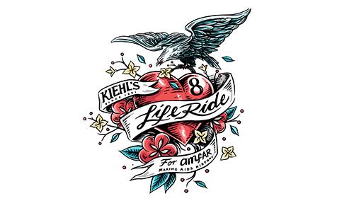 amfAR :: In The Community :: Kiehl\'s 8th Annual LifeRide for.