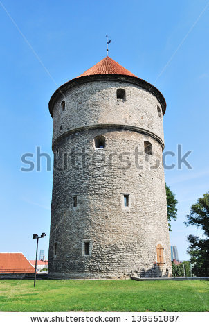 Toompea Hill Stock Photos, Royalty.