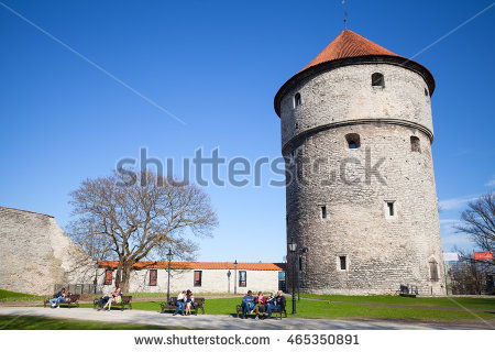 Toompea Stock Photos, Royalty.