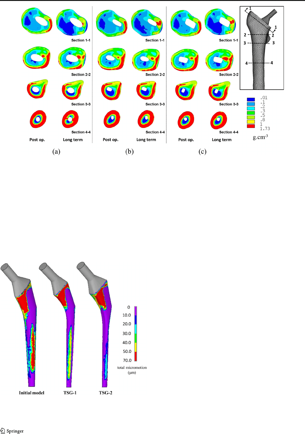 Effects of interfacial conditions on shape optimization of.