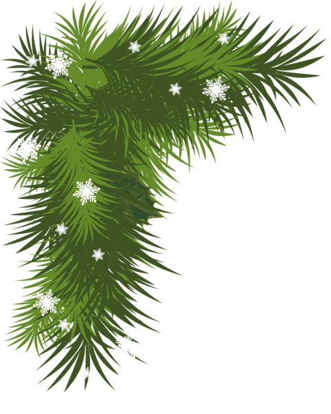 Similiar Pine Branches With Decorations Clip Art Keywords.