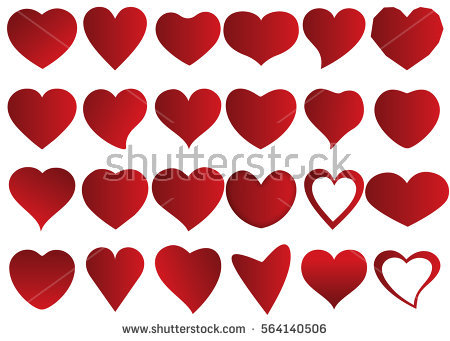 Heart Stock Images, Royalty.
