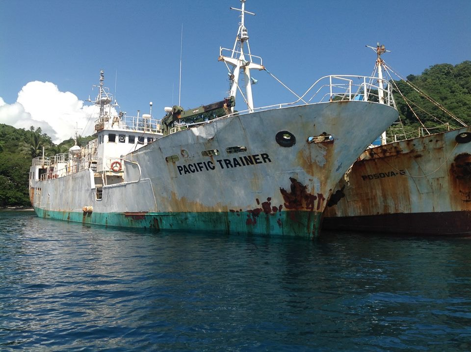 Bougainville #PNG News: Environmental disaster is waiting to happen.