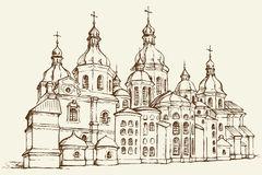 Kiev Stock Illustrations.