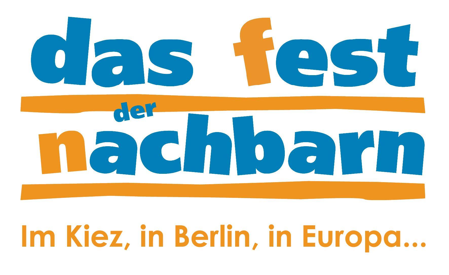 Fest der Nachbarn im Kiez, in Berlin in Europa … « Leute am Teute.
