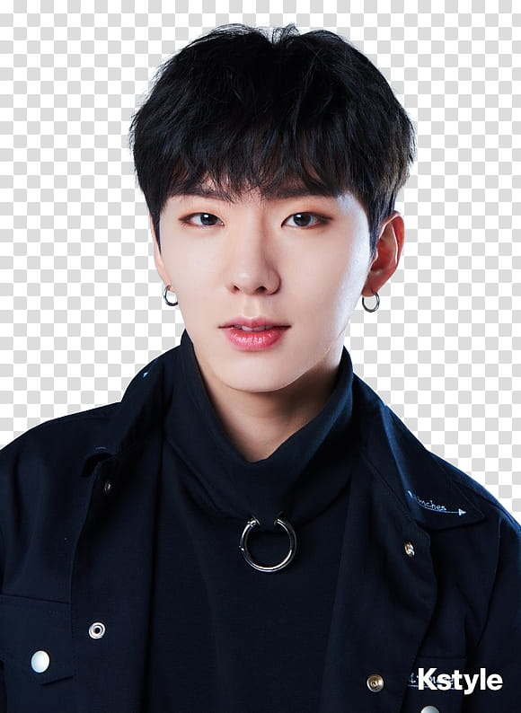 MONSTA X, Kihyun transparent background PNG clipart.