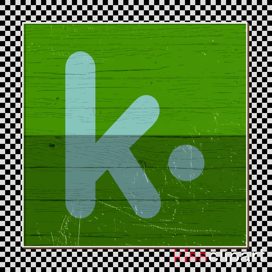 kik icon clipart.