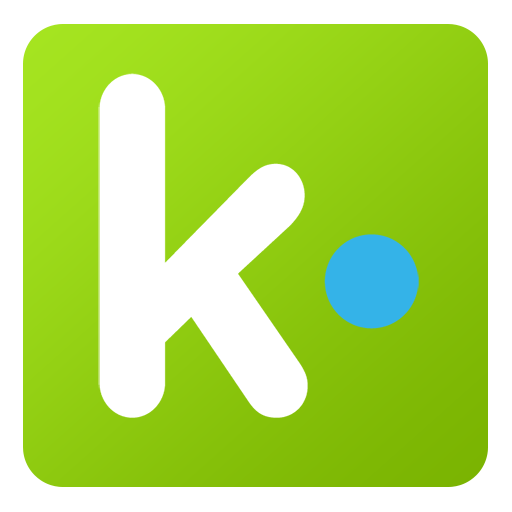 Kik Icon.