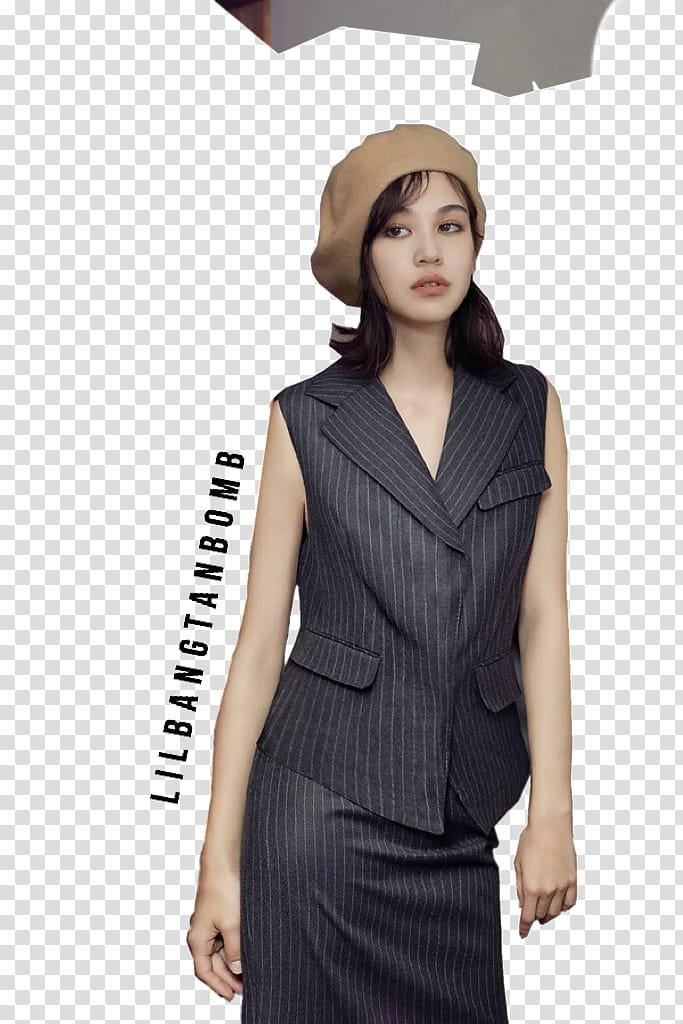 Kiko Mizuhara transparent background PNG clipart.