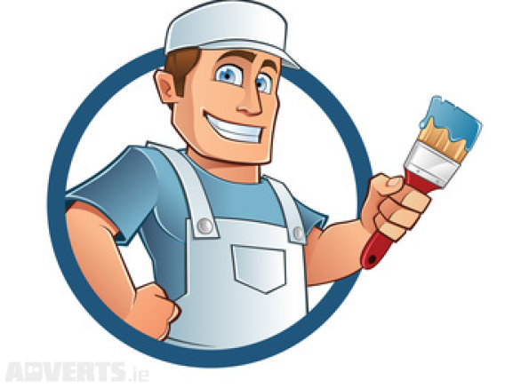 Qualified Residential Painter In Kildare, Painters & Decorators.