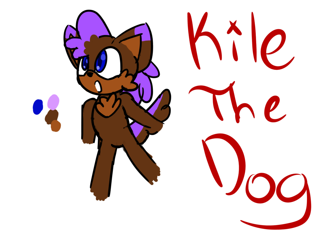 Kile The Dog by Mrhypnosis505805 on DeviantArt.