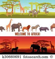 Kilimanjaro Clip Art Illustrations. 26 kilimanjaro clipart EPS.