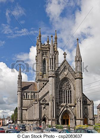 Picture of St. Mary\'s Cathedral, Kilkenny, Ireland.