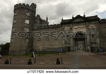 Stock Image of Ireland.