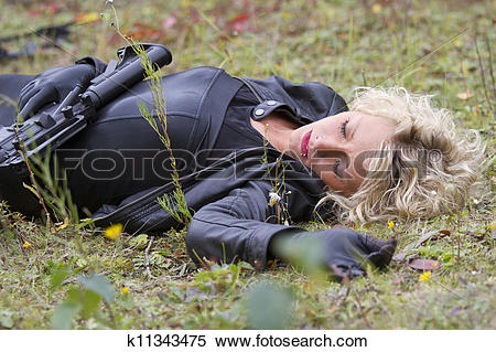Stock Image of Killed in Action k11343475.