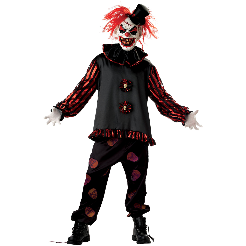 Carver The Killer Clown.
