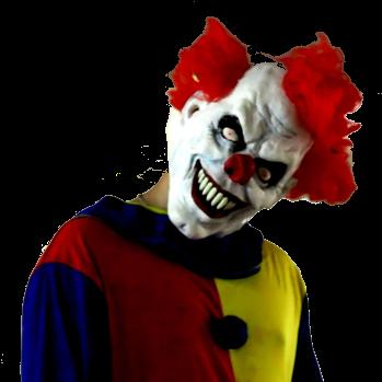 HD Killer Clown Png.