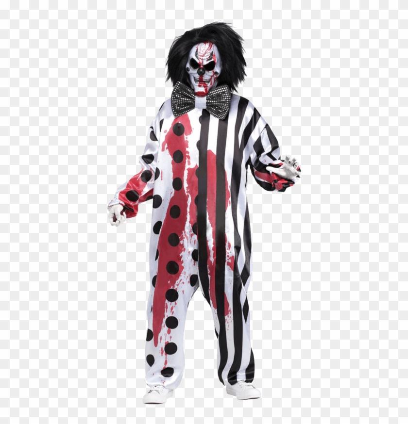 Killer Clown Png.