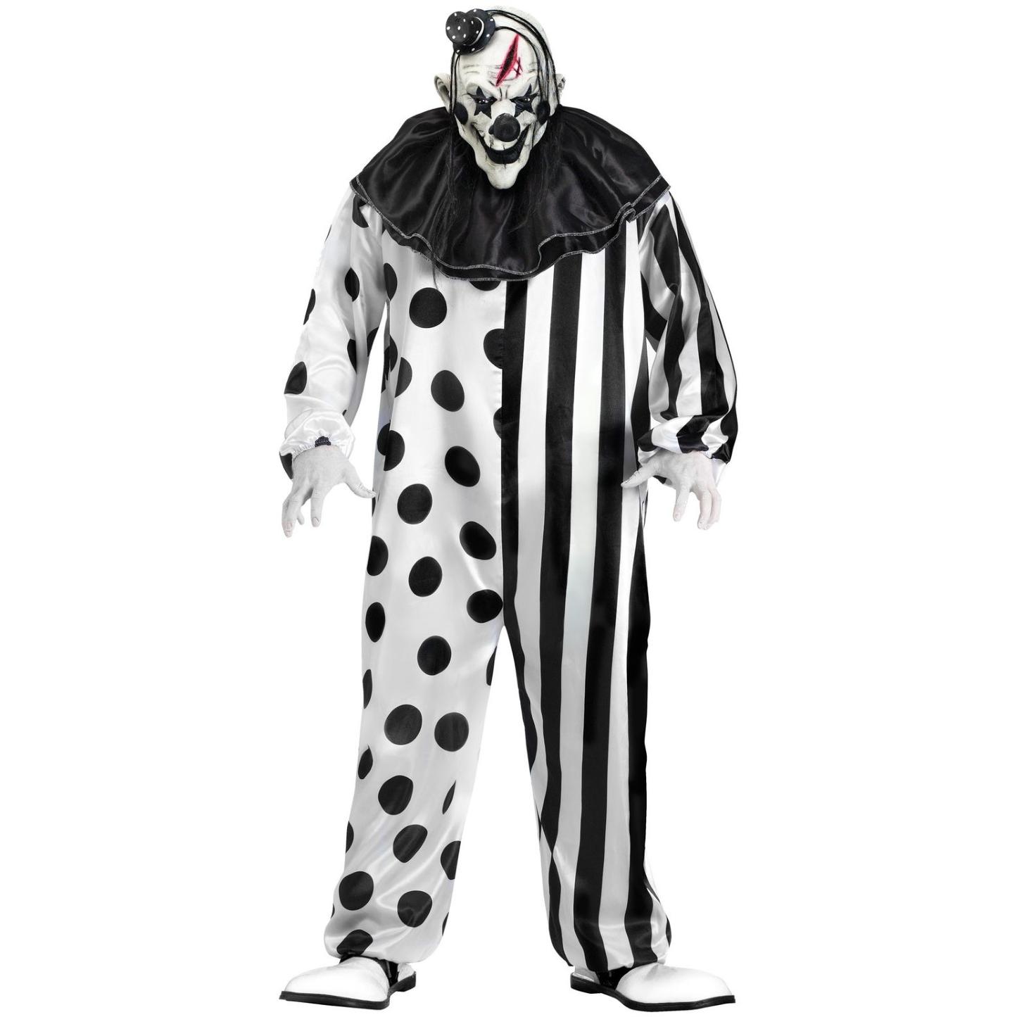 Killer Clown Costume.
