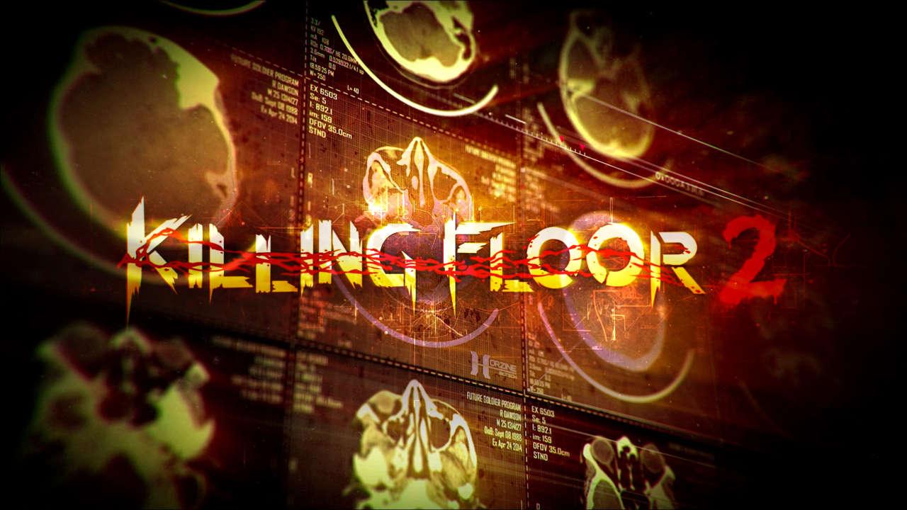 Killing Floor 2 Clipart.