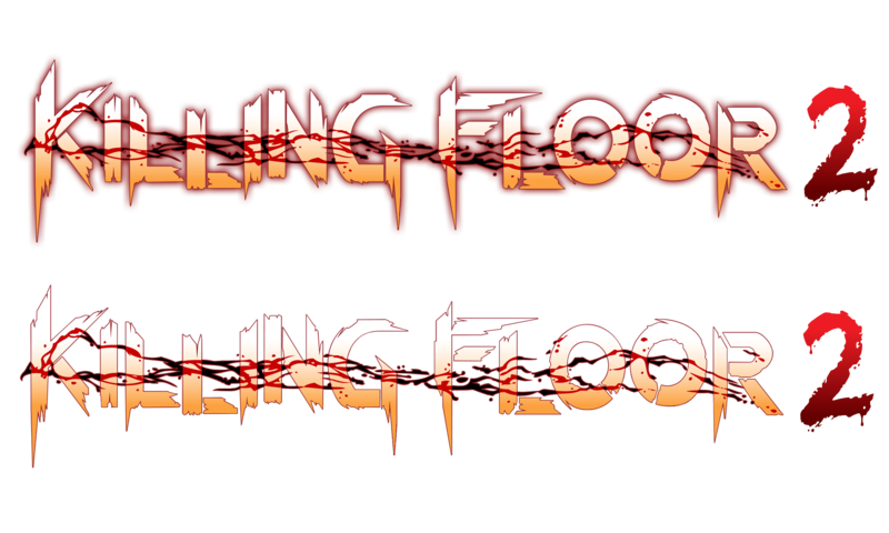 Killing Floor 2 Logo png render by eximmice on DeviantArt.
