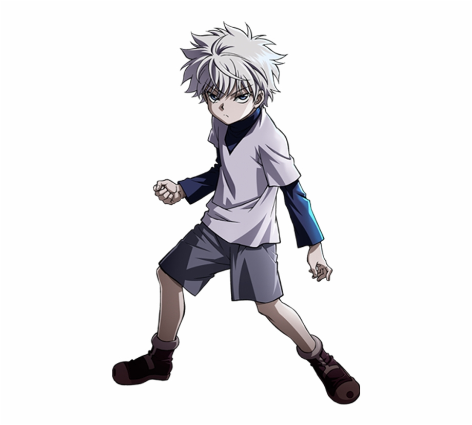 Hunter X Hunter Killua Png, Transparent Png Download For Free.