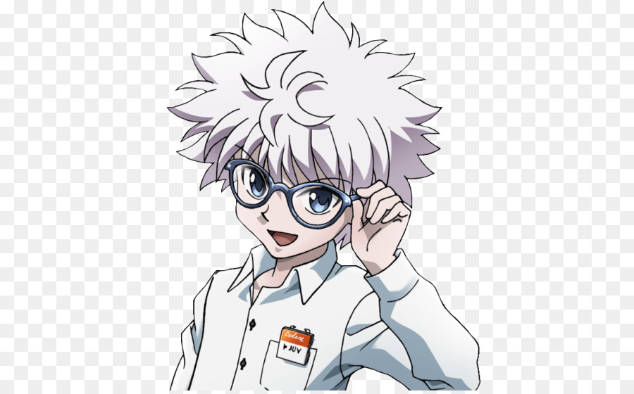 Killua Zoldyck Png & Free Killua Zoldyck.png Transparent Images.