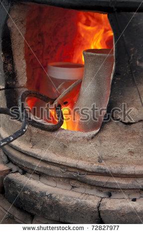 Pottery Kiln Stock Photos, Royalty.