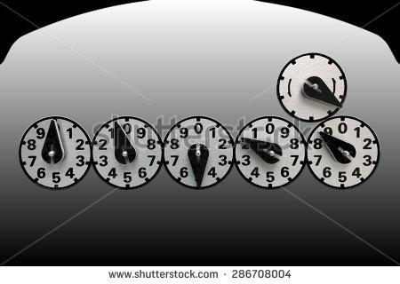Kilowatt Hours Stock Photos, Royalty.