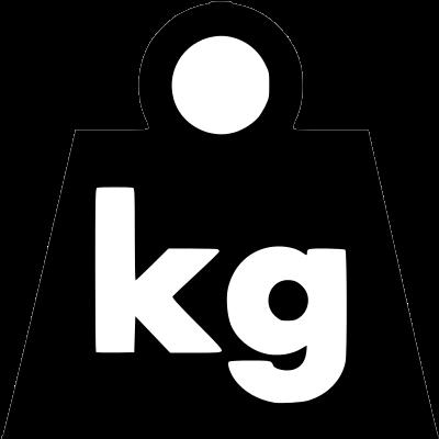 kilogram.
