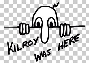 Kilroy Was Here PNG Images, Kilroy Was Here Clipart Free Download.