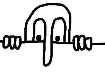 File:Kilroy, Zeichnung.