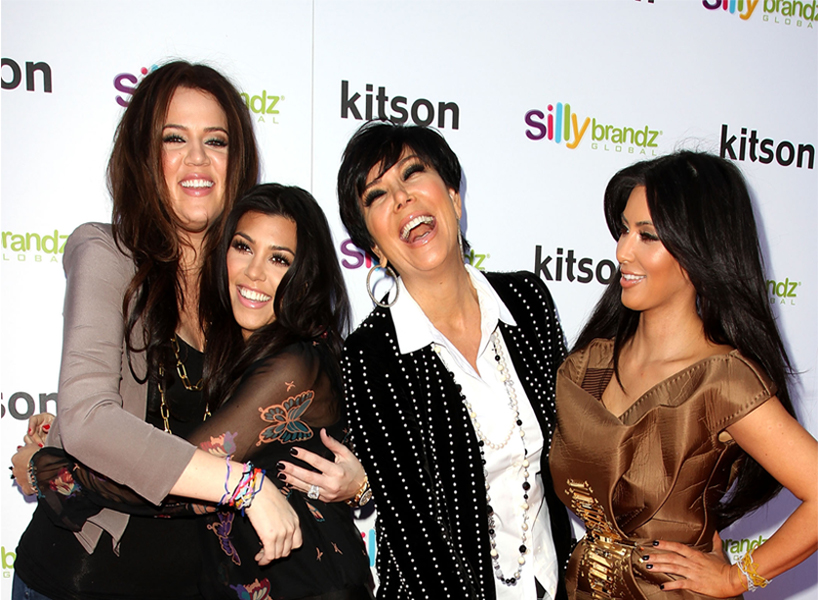 10 Times the Kardashians Broke the Internet in the 2010s.