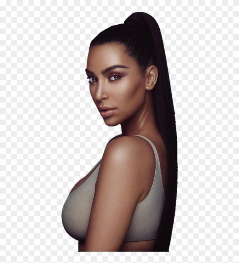 Kim Kardashian Png, Transparent Png.