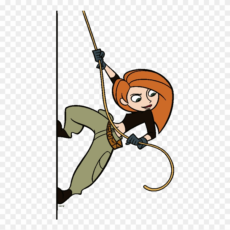 Kim Possible Clip Art Disney Clip Art Galore.
