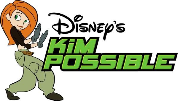 Kim possible Free vector in Encapsulated PostScript eps.