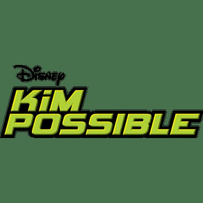 Kim Possible Logo transparent PNG.